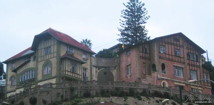Vista Cerro Castilla, Viña del Mar.