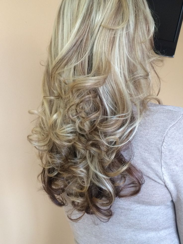 Icy Blonde Highlight With A Shadow Of Warmth Followed By