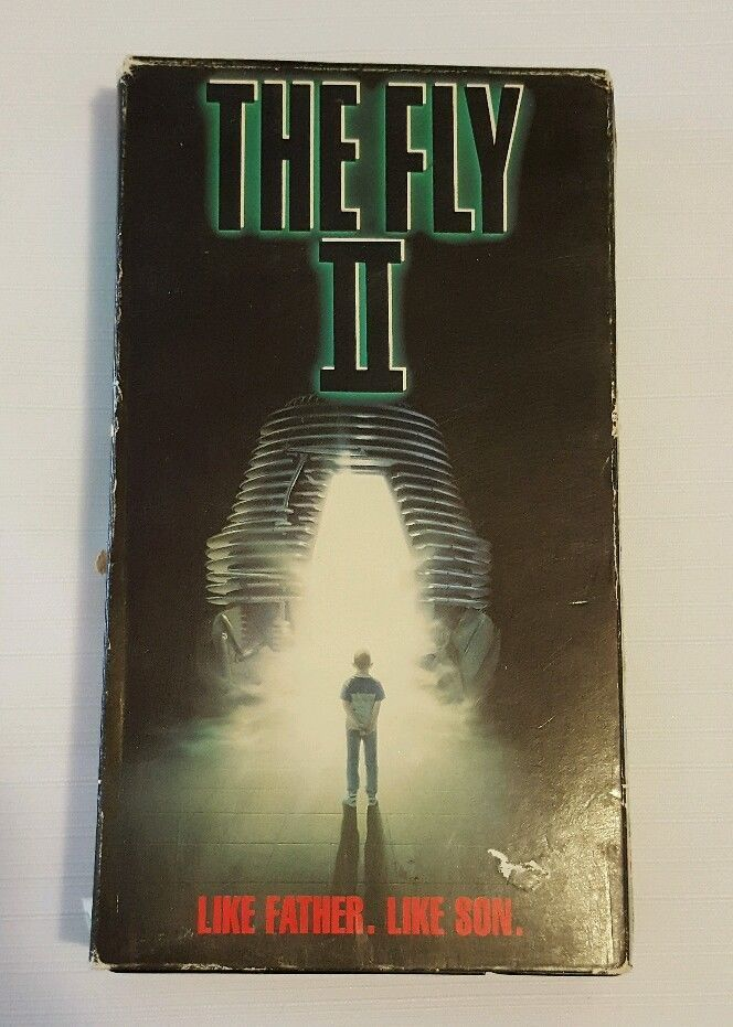 The Fly II (VHS, 1992) Eric Stoltz, Daphne Zuniga in DVDs & Movies, VHS Tapes | eBay