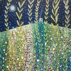 """Pale Moon Meadow"" by Janice MacDougall"