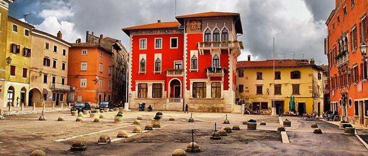 Vodnjan, Istria