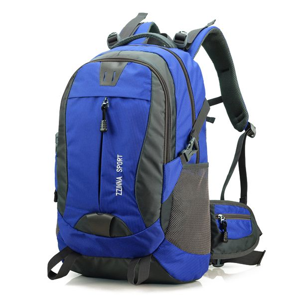 Men Sport Mochila Outdoor Travel Bag Dacron Big Capacity Casual Backpack