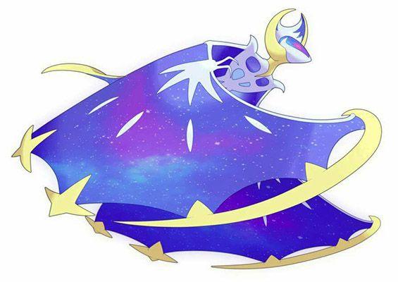 Le légendaire de Pokémon Lune : Lunaala ?