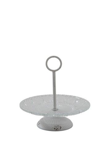 Camille Glass Afternoon Tea Stand RRP $49