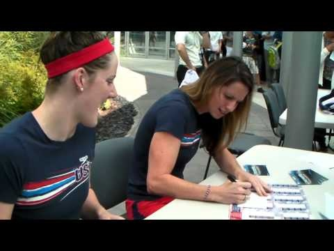Call Me Maybe - 2012 USA Olympic Swimming Team     LOL Rowdy Gaines, Missy Franklin, Ricky Berens, Nathan Adrian, & Matt Grevers.