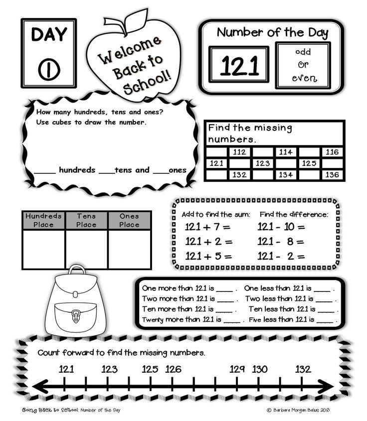 Calendar Math Ideas Nd Grade : Best math calendar quot everyday counts worksheets images