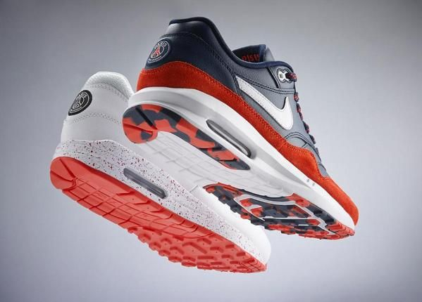 32d1473492 ... coupon code for these new nike air max 1 barcelona psg ids will have  you salivating