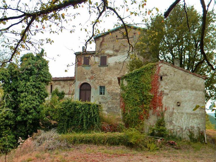 Il castello di Casaecchio di #Sarsina / foto di antenoremalatesta