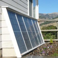 The $1000 Solar Water Heating System