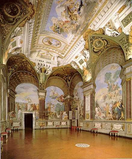 Italian baroque architecture images for Baroque italien