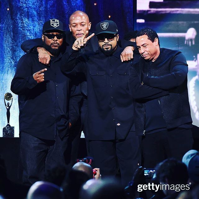 #NWA is having quite a year! The legendary #rap group has now officially been…