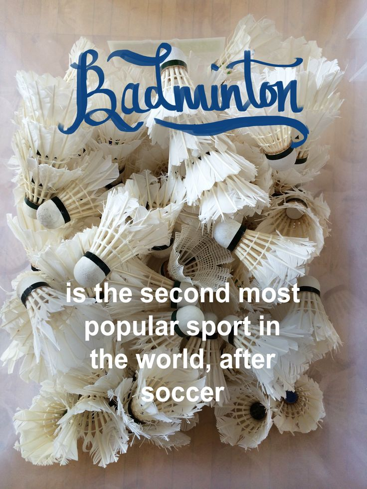 Sounds like @teamusa badminton is causing quite the racket.  #ATTFanmate #Olympics #Rio2016