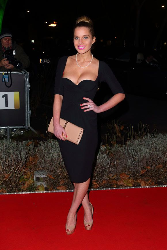 Helen Flanagan  Out Of  Cats
