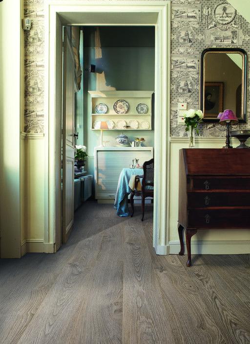 QuickStep ELITE Old Oak Light Grey Planks Laminate Flooring 8 mm, QuickStep Laminates - Wood Flooring Centre