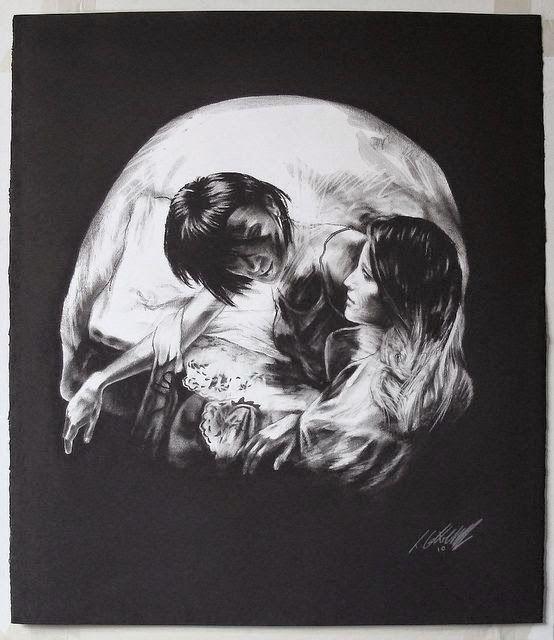 Skull collection 4 http://optischeillusies.blogspot.nl/