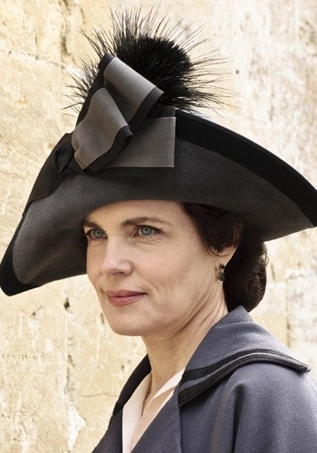 """""""No one ever tells you about raising daughters. You think it'll be like Little Women, and instead they're at each others' throats."""" ~Cora, the Countess of Grantham (Classic quotes from Downton Abbey)"""