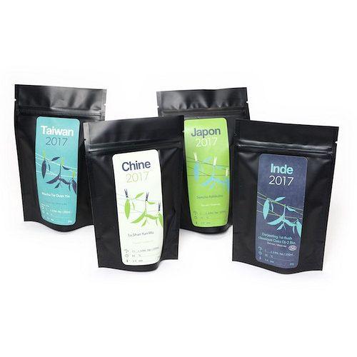 Tea Tasting Kit - 4