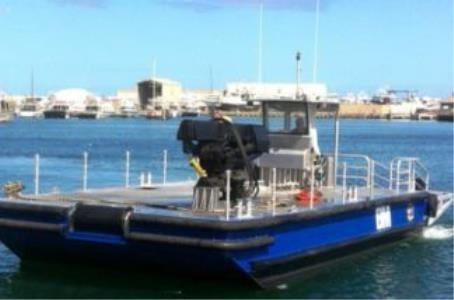 BM HARRAH J - Bhagwan Marine For more details visit: http://seacogs.com/Vessels/Vessel?ID=100 #SEACOGS #Barges #Bhagwanmarine