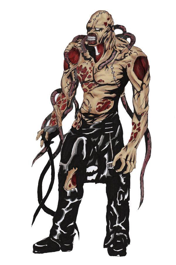 20 best Nemesis images on Pinterest | Leon, Resident evil nemesis ...