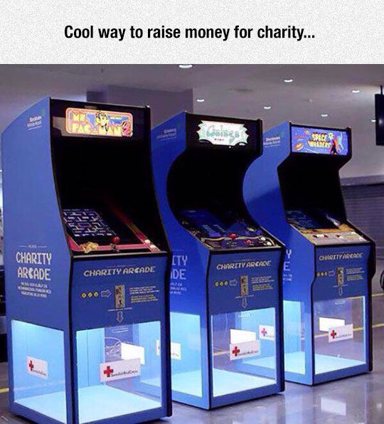 Swedish Airports Use Video Games To Collect Spare Currency