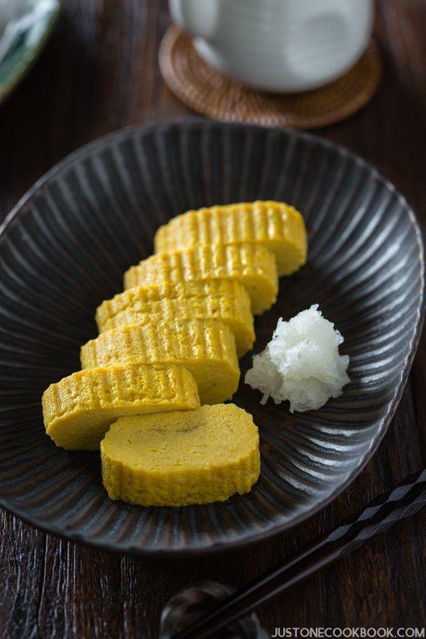 Tamagoyaki (Japanese Rolled Omelette) & Dashimaki Tamago   Easy Japanese Recipes at JustOneCookbook.com
