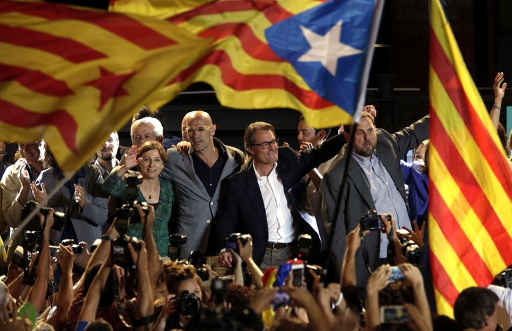 Catalan parties launch independence bid - politico.eu, 10/27/15