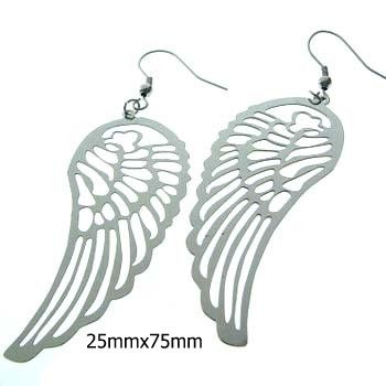 Danging steel Earrings Cheap Jewelry Online #LL0046 : OK Charms, China Wholesale Jewelry Accessories Marketplace