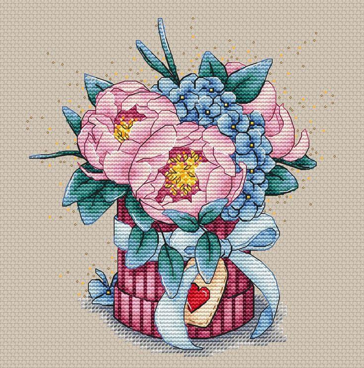 Art Stitch Авторские схемы для вышивки крестом