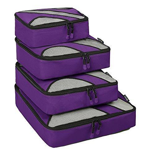 Oferta: 14.87€ Dto: -67%. Comprar Ofertas de BAGAIL - Organizador para maletas  Morado morado barato. ¡Mira las ofertas!