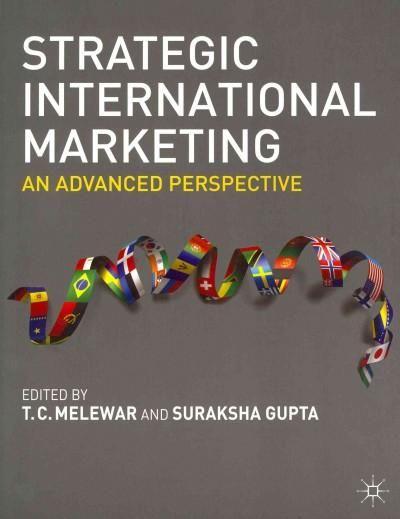 International Marketing Strategy: An Advanced Perspective