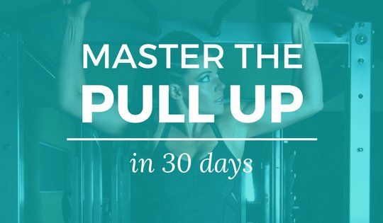 Learn how to do a pull up, or to increase the number of pull-ups you can do, with these helpful tips! Your online personal trainer is here to guide you.