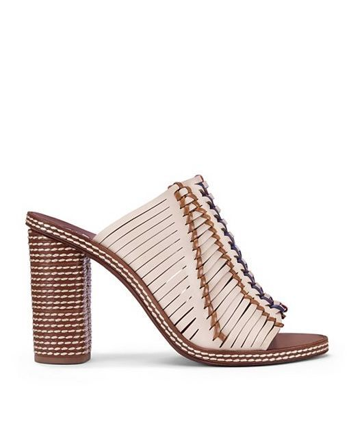 Make a statement with Chic designer heels from Tory Burch. Shop hot new  designer high heels, mules and pumps now at the official Tory Burch EU site.