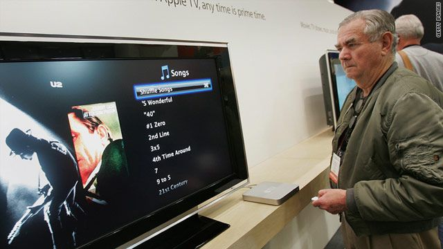 Apple Planea Ofrecer TV En Línea Con 25 Canales En Vivo