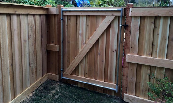 300 Best Images About Fences And Gates On Pinterest