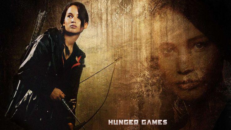 The Hunger Games Jennifer Lawrence HD Wallpaper Jennifer
