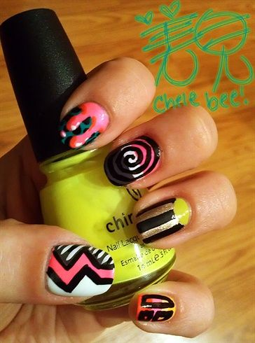 39 best Drip Nail Art images on Pinterest | Drip nails, Nailed it ...