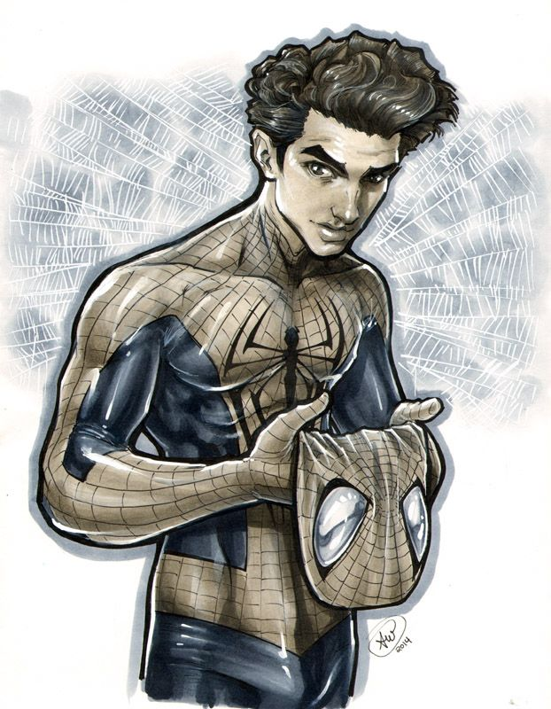 deviantART Picks 9/09/2014 Tuesday Edition #Spiderman #Marvel #PeterParker | Images Unplugged