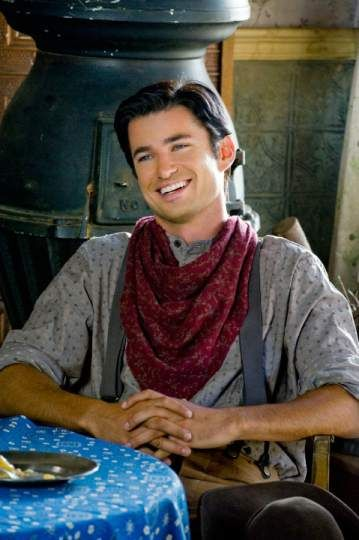 Well helloooo Wes Brown. :) Love Begins, Loves Everlasting Courage.. Beautiful movies and so touching.