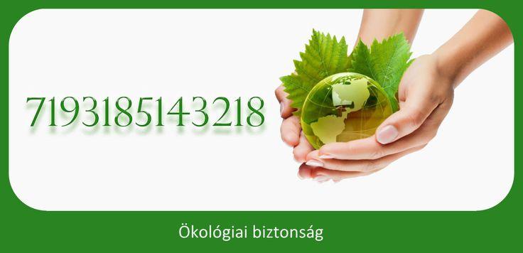 ökológiai biztonság