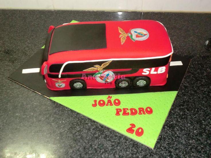 Autocarro do Benfica!