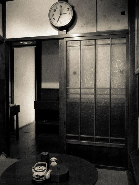 Japanese old residence