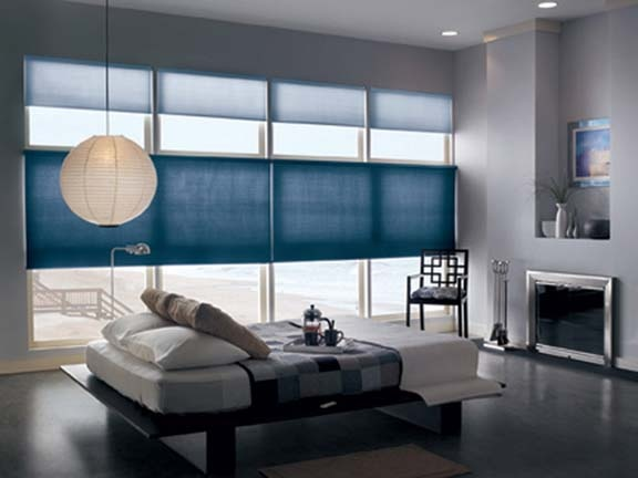 Cellular Shades Are Named For The Empty Pockets Of Air That Run Parallel To Their Seams Blind Shack Offers In Affordable Price