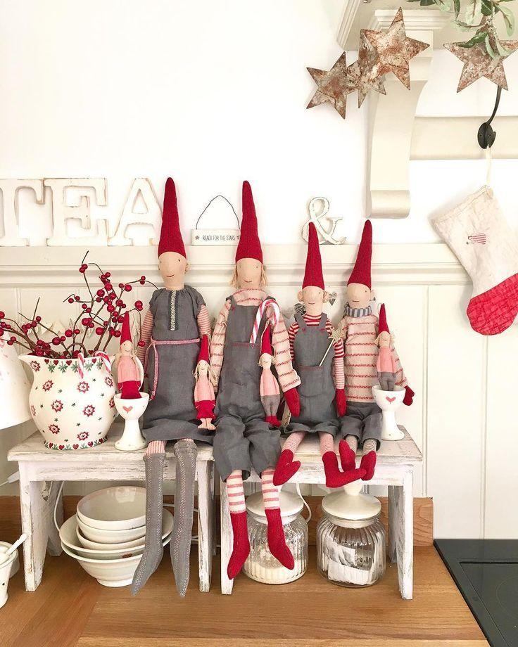 Schwedische Weihnachtsdeko.Schwedische Weihnachtsdeko Schwedische Weihnachten Maileg