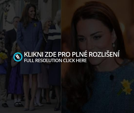 První rok Kate, vévodkyně z Cambridge   Stránky plné celebrit a luxusní módy