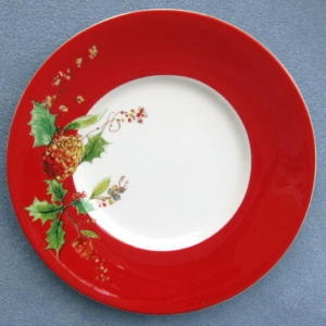 Lenox Winter Song & 232 best Vaisselle de Noël- Christmas dinnerware images on Pinterest ...