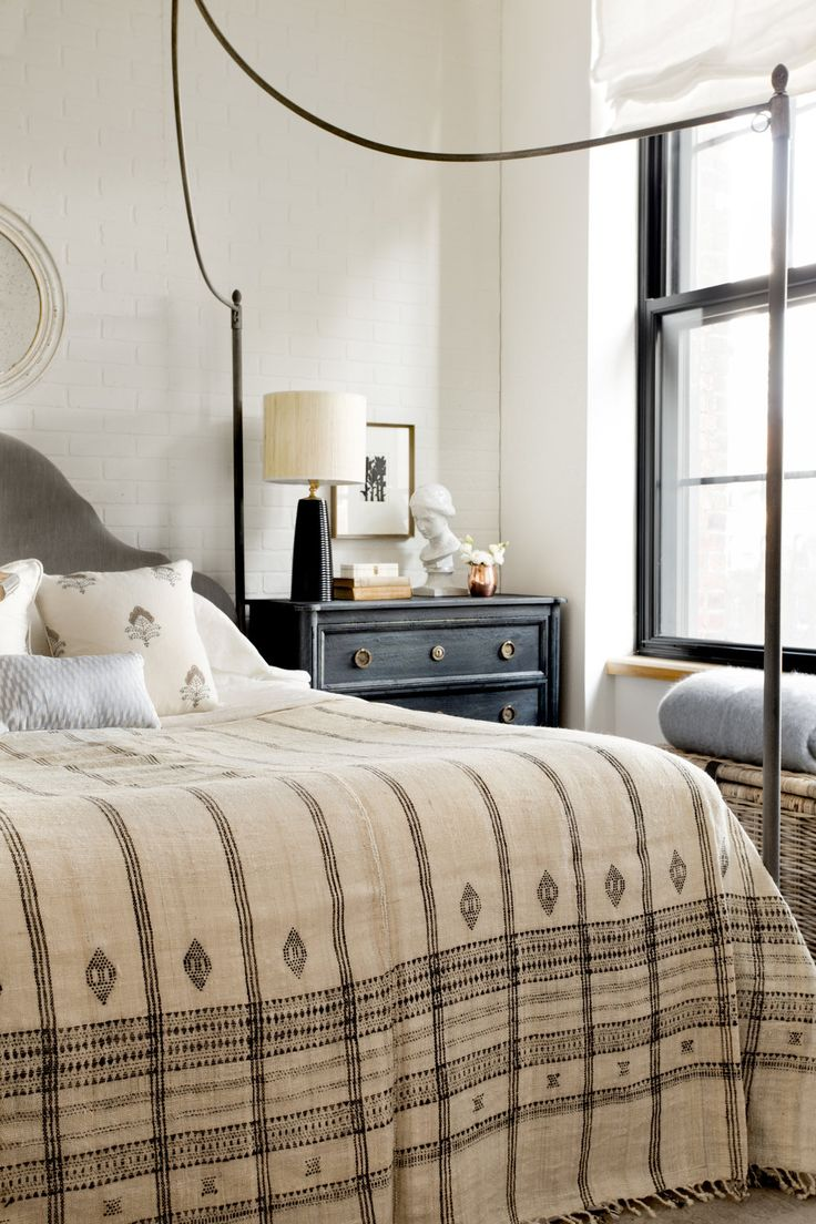 A worldly and sophisticated eclectic bedroom by becca for Home decor for less online