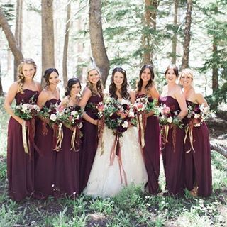 Decoração de Casamento : Paleta de Cores Marsala e Rosa Chá ————————————————————————————————————————————————— Deixe nos comentários quais cores vocês querem ver na série Decoração de Casamento : Paleta de Cores!