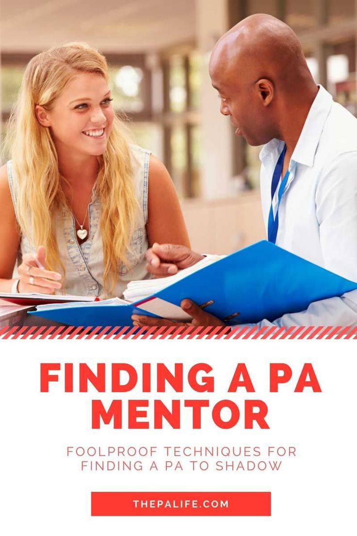 Finding a Physician Assistant to Shadow | How to find a PA Mentor | The Career path to PA-C