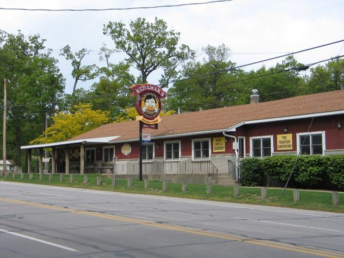 This awesome eatery has truly stood the test of time, and it frequently tops the list of best hamburger joints in the Great Lakes State.