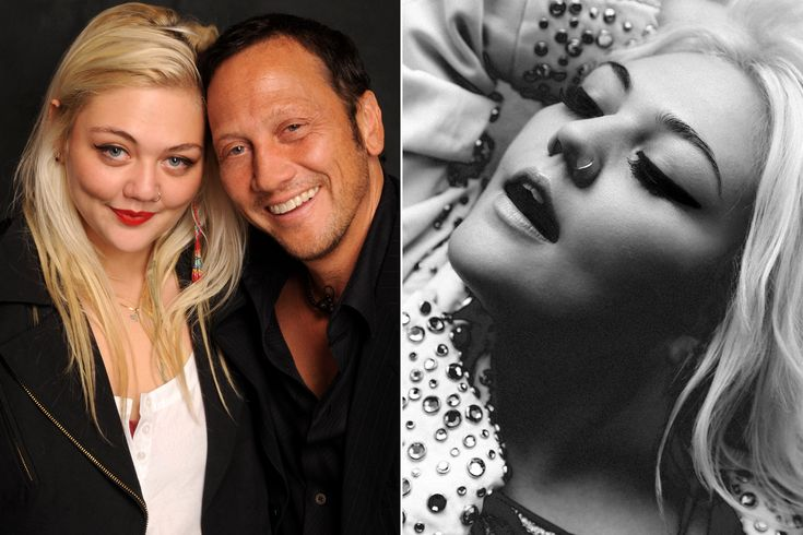 Elle King daughter of Rob Schneider....i did not know that wow